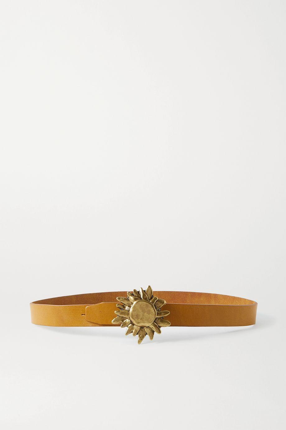 Àcheval Pampa Sun leather belt