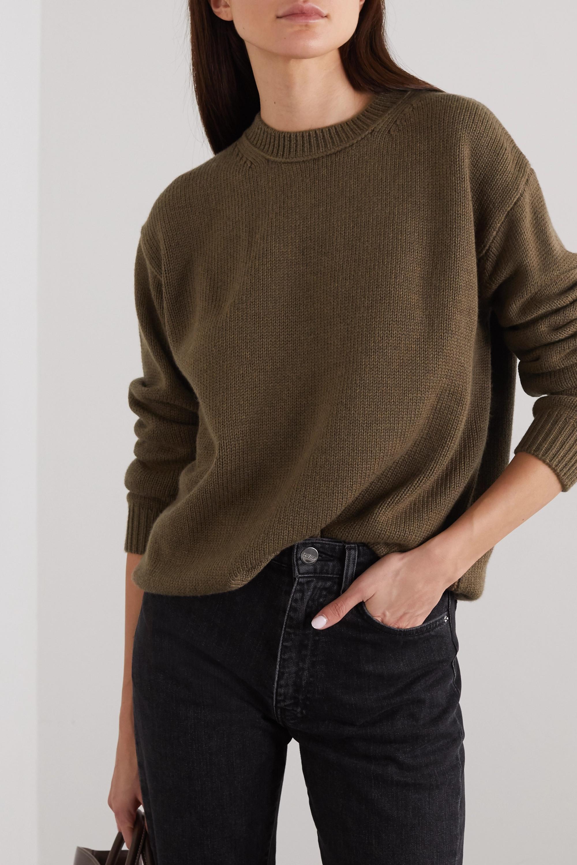 Alexandra Golovanoff Bettina wool sweater