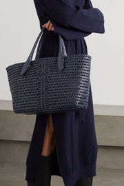 Anya Hindmarch The Neeson woven leather tote