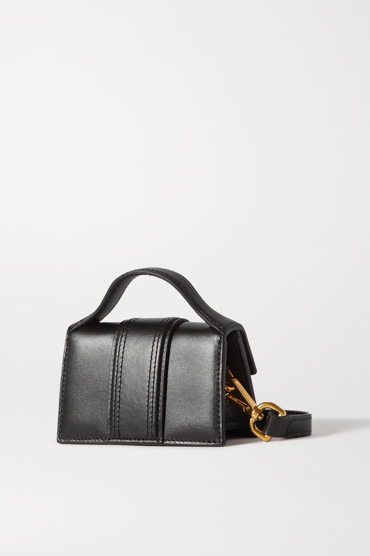 Jacquemus Le Bambino Petit leather tote