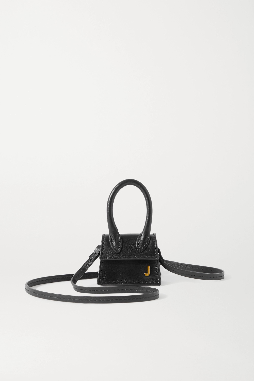 Jacquemus Le Chiquito Petit leather tote