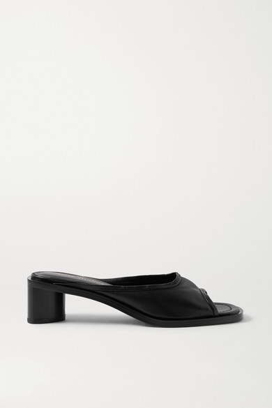 Acne Studios - Leather Mules