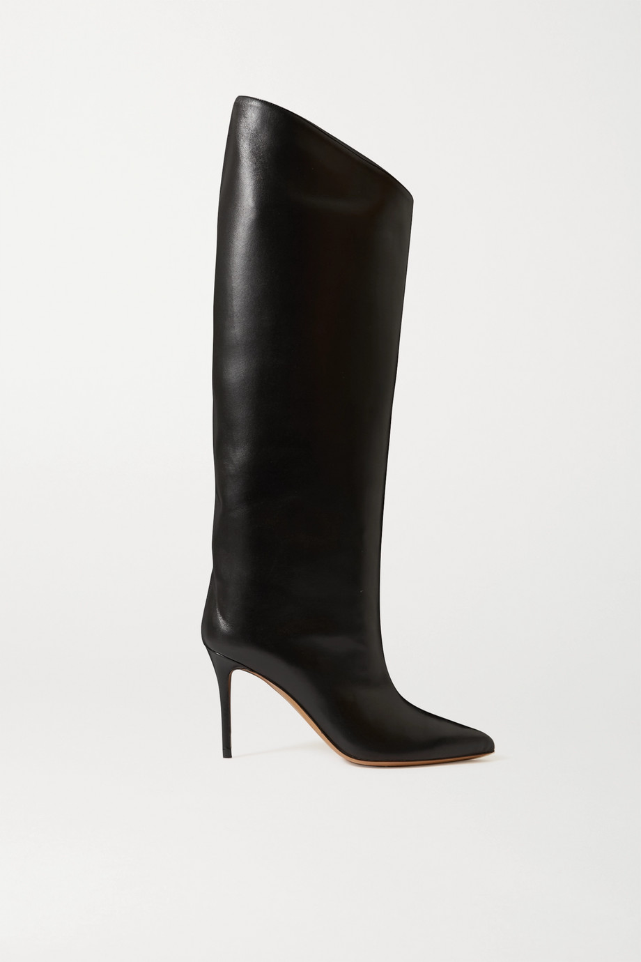 Alexandre Vauthier Alex leather knee boots