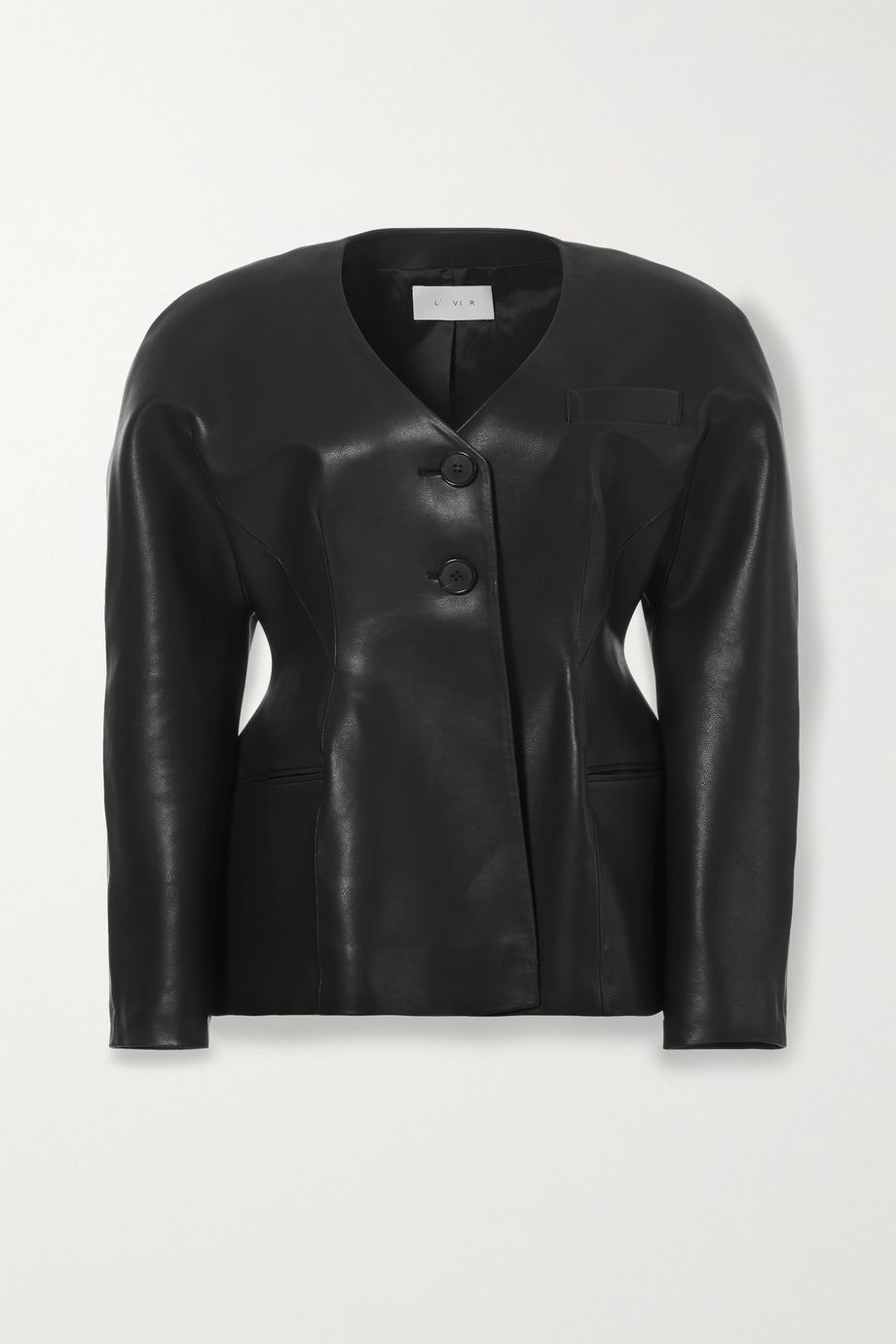LVIR Faux leather jacket