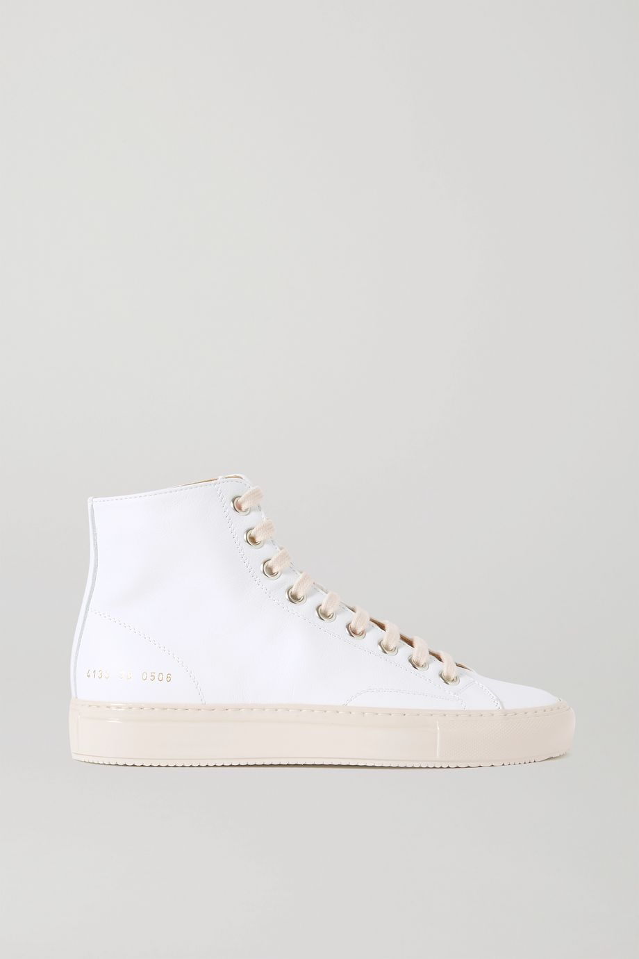 Common Projects Tournament 皮革高帮运动鞋