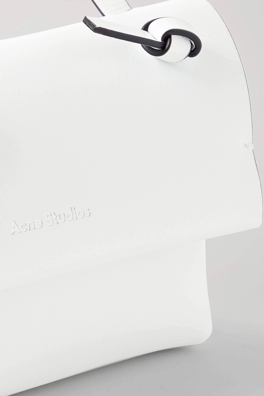 Acne Studios Leather shoulder bag