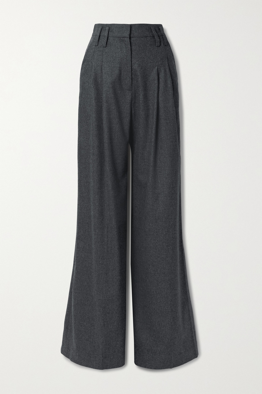 Racil Maxime wool-blend wide-leg pants