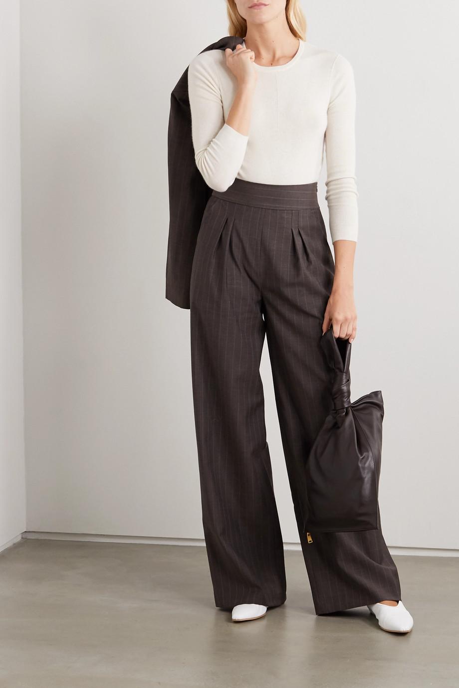LOULOU STUDIO Pietra cashmere-blend bodysuit