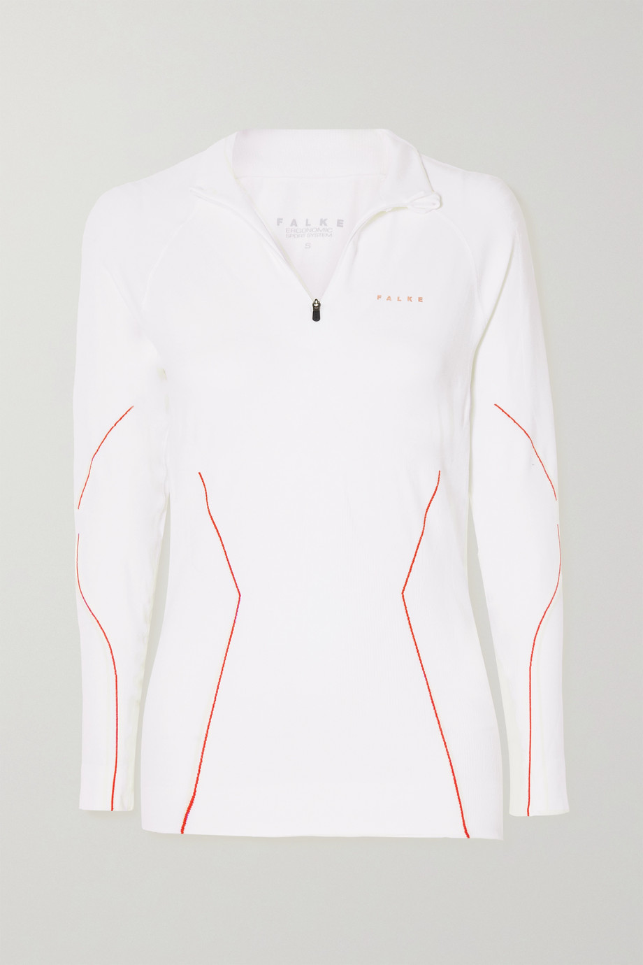FALKE Ergonomic Sport System Stretch-knit top