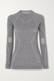 FALKE Ergonomic Sport System Wool-blend top