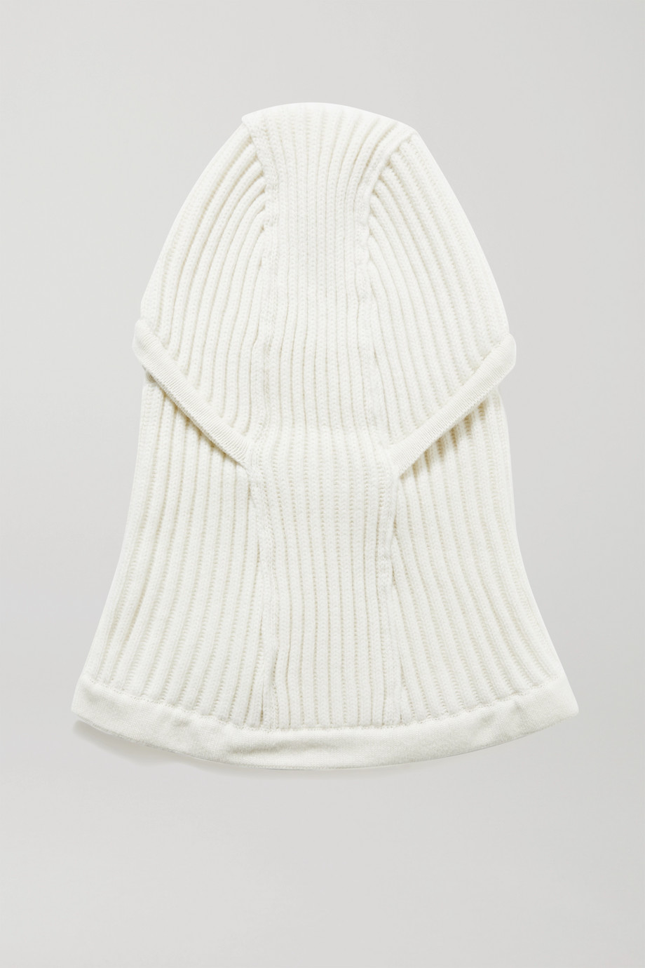 FALKE Ergonomic Sport System Ribbed wool-blend balaclava