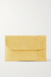 Nancy Gonzalez Envelope elaphe clutch