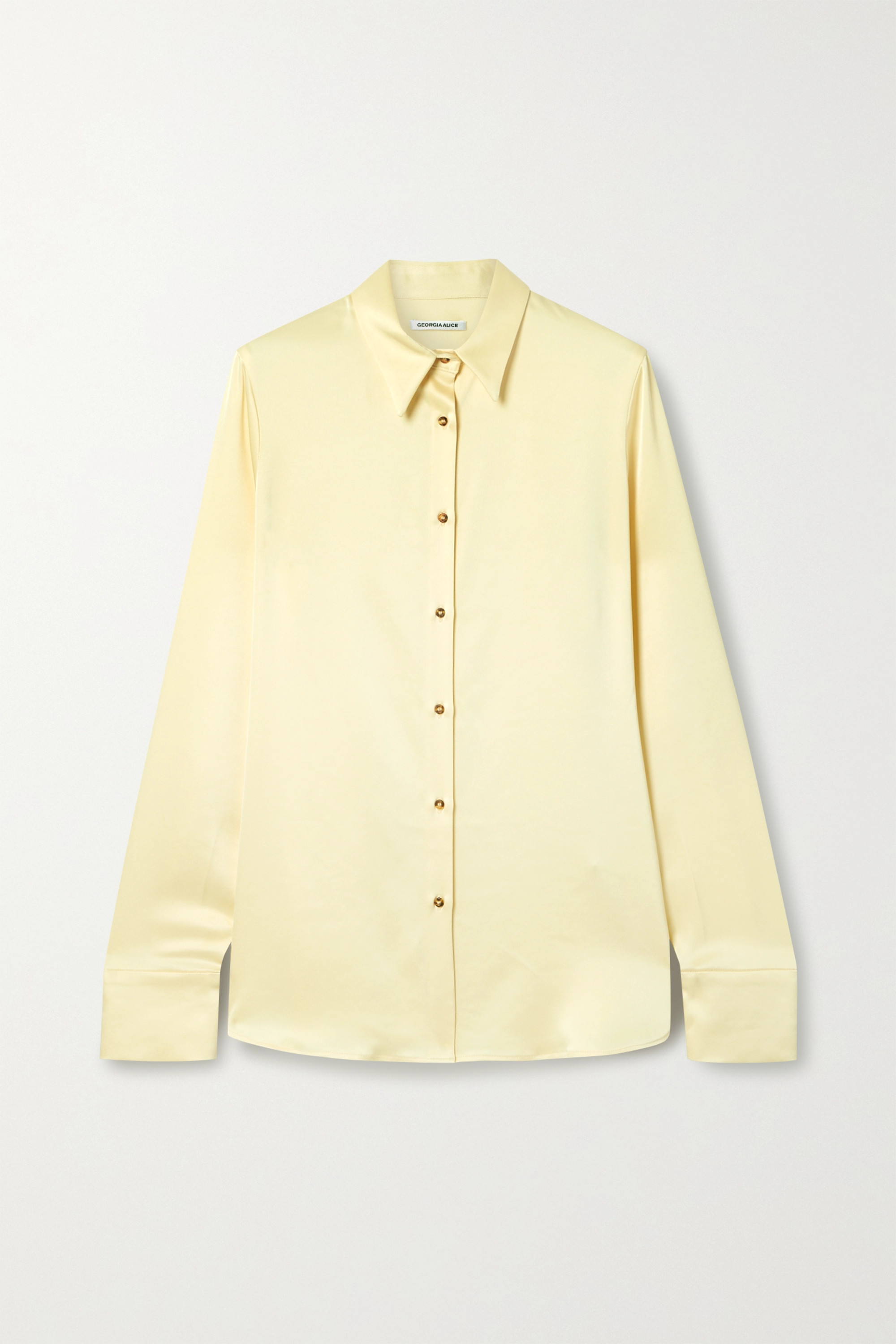 Georgia Alice Satin shirt