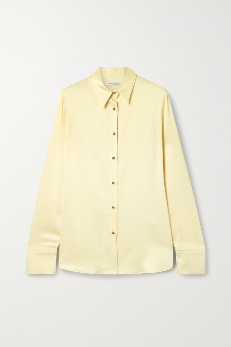 Georgia Alice Satin shirt