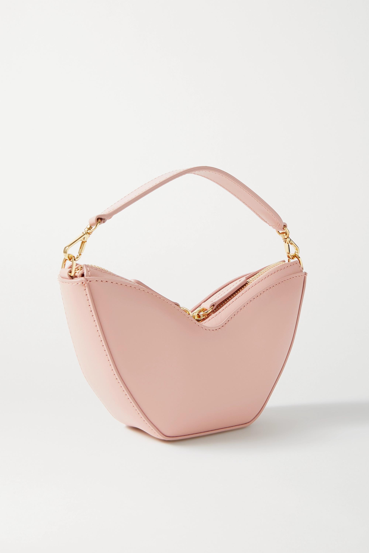 S.Joon Tulip mini leather shoulder bag