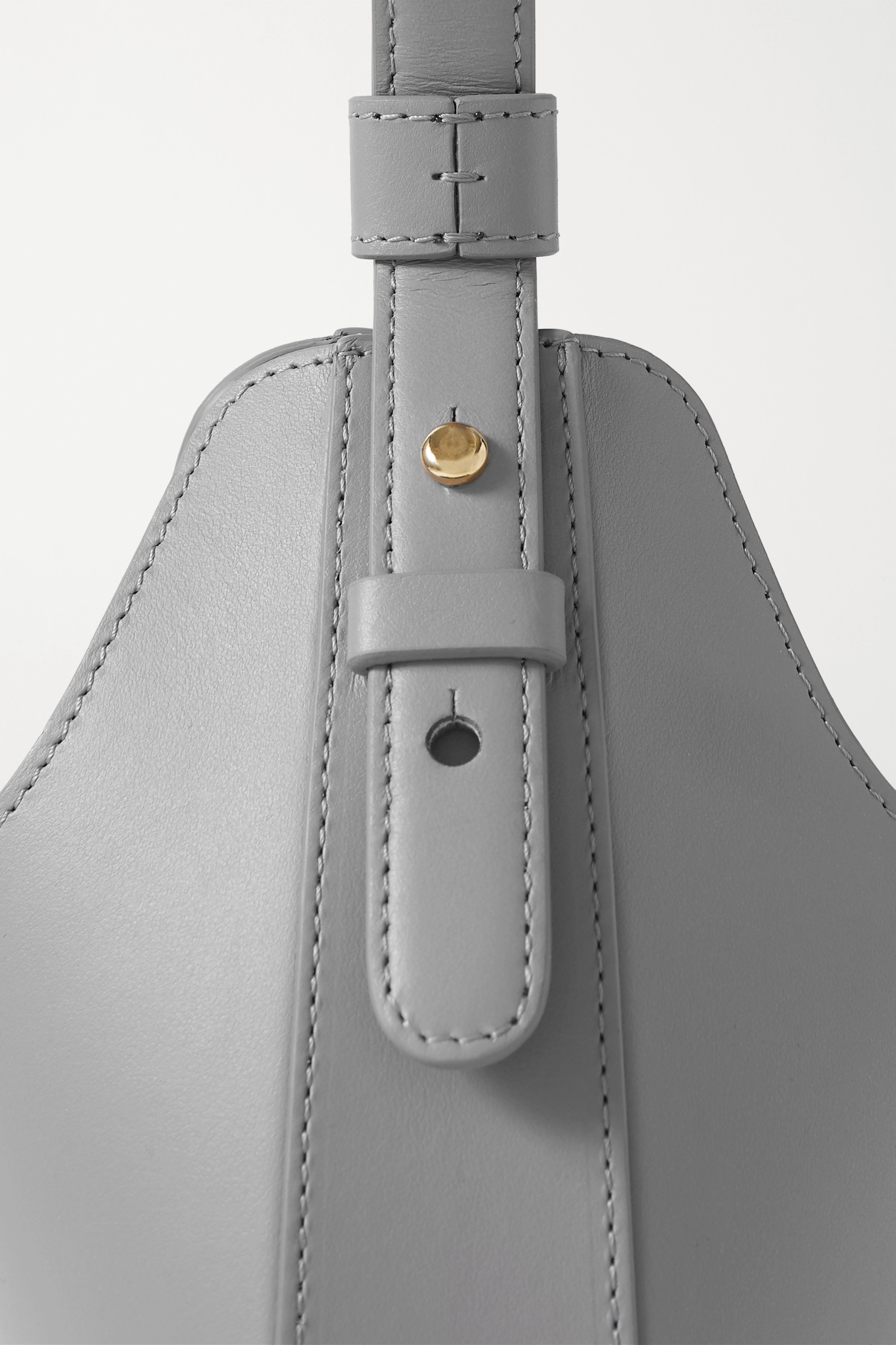 S.Joon Teardrop leather tote