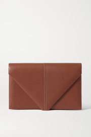 Hunting Season Envelope leather clutch