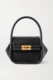 Gu_de Love leather tote