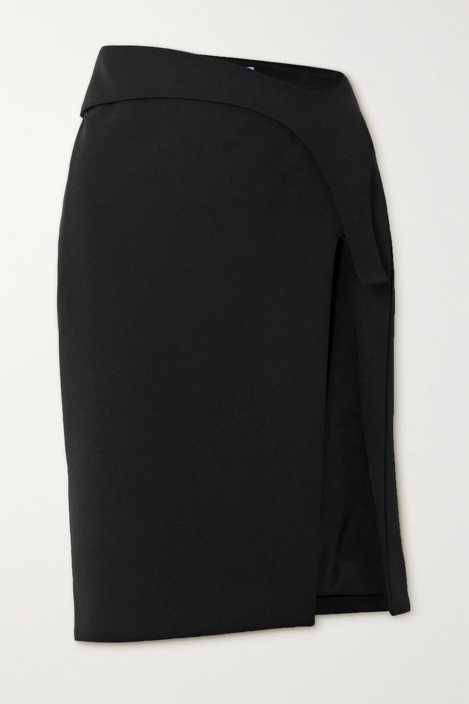 Mugler Tech-scuba skirt