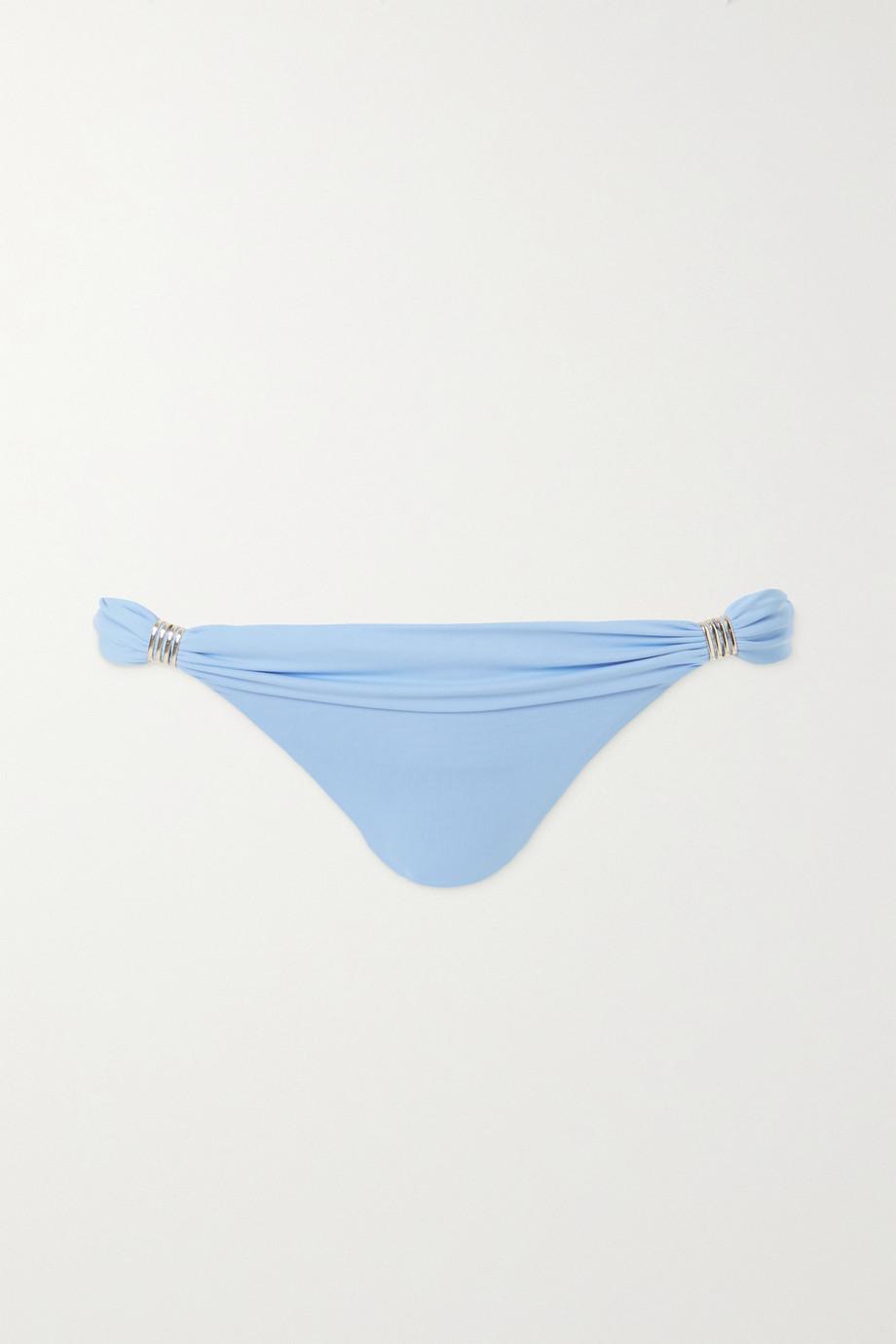 Melissa Odabash Grenada embellished bikini briefs