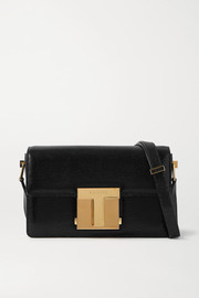 TOM FORD 001 medium lizard-effect leather shoulder bag