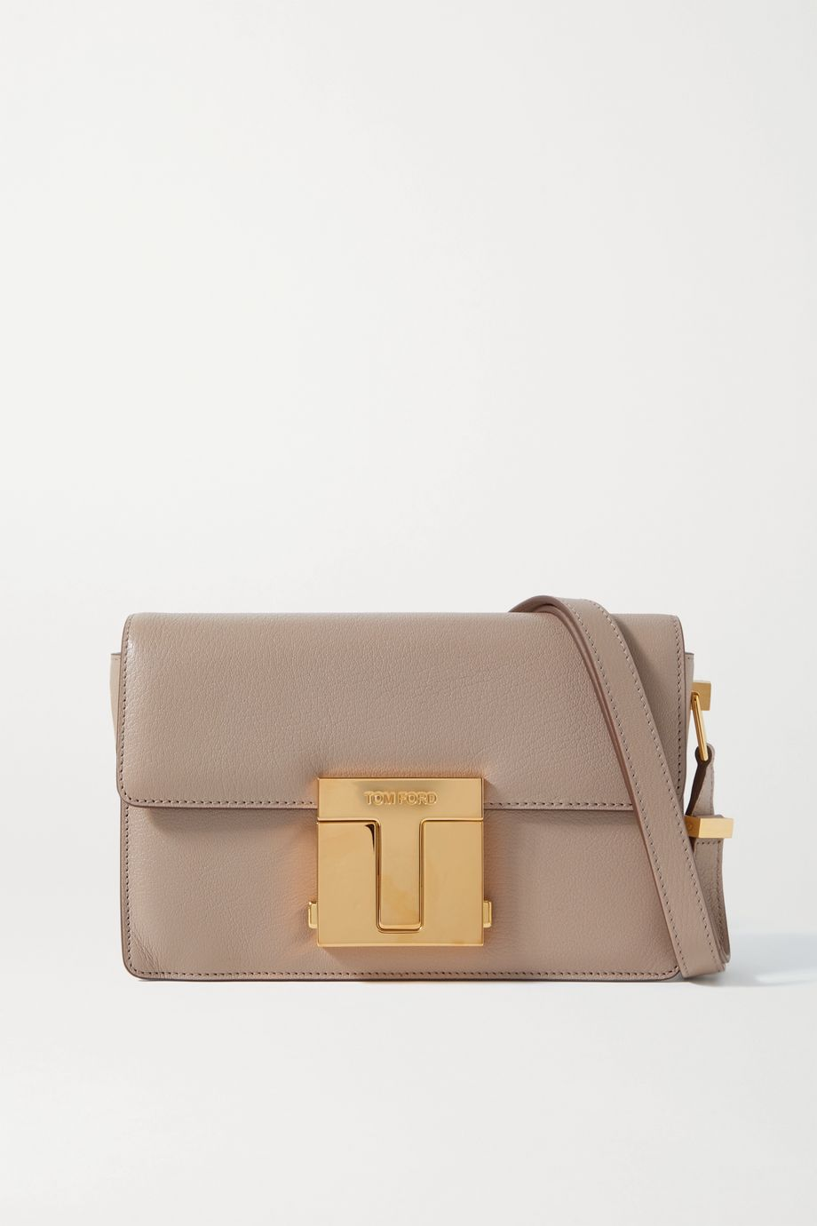 TOM FORD 001 medium leather shoulder bag