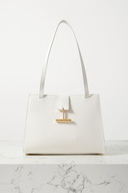 TOM FORD Tara medium textured-leather tote