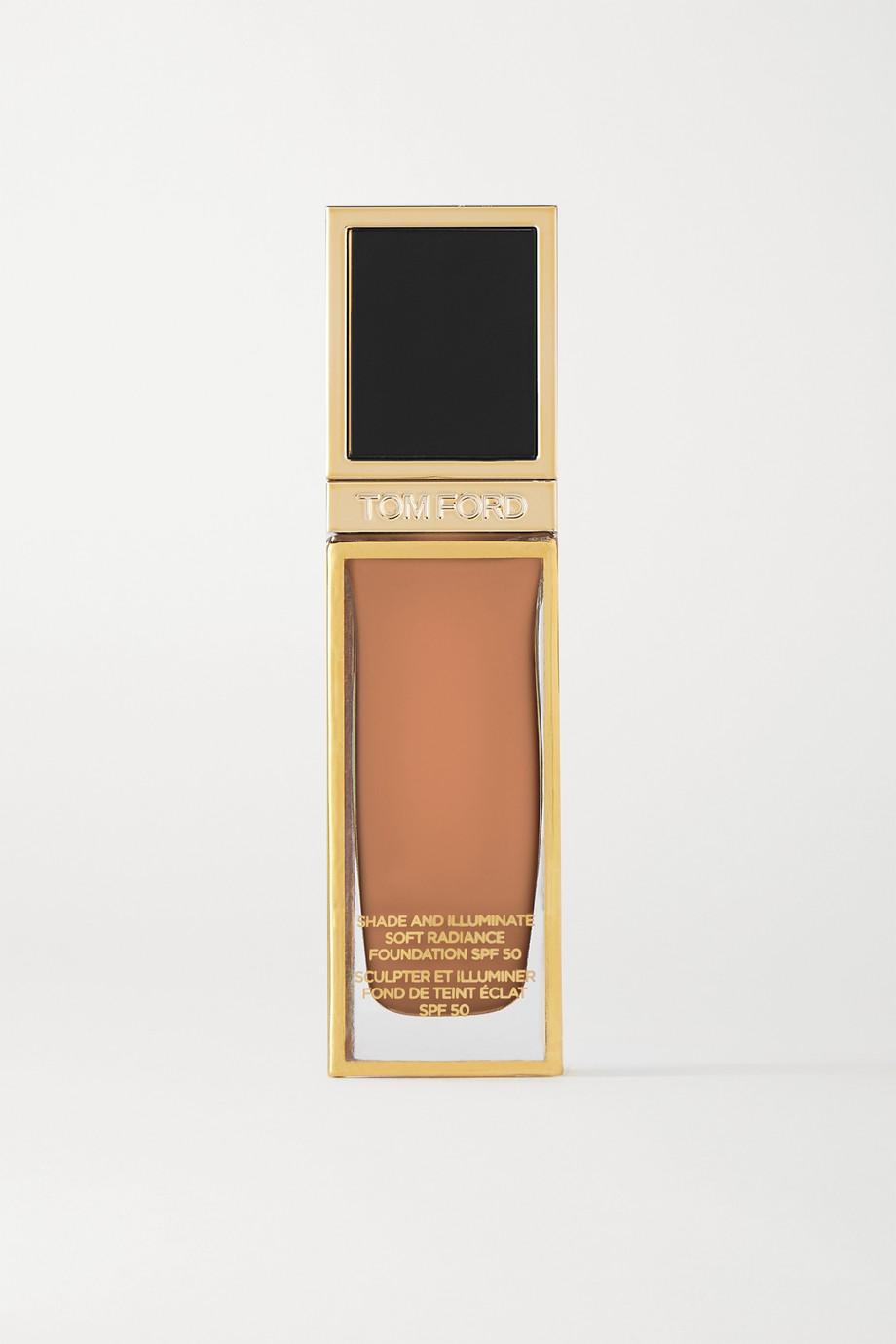 TOM FORD BEAUTY Shade and Illuminate Soft Radiance Foundation SPF50 - 8.2 Warm Honey, 30ml