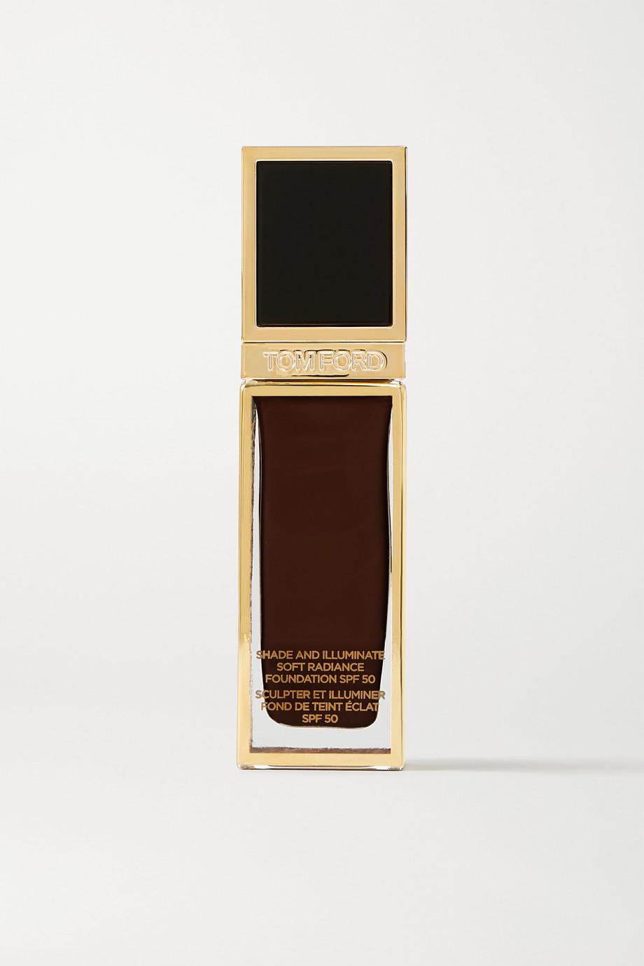 TOM FORD BEAUTY Shade and Illuminate Soft Radiance Foundation SPF50 - 11.7 Nutmeg, 30ml