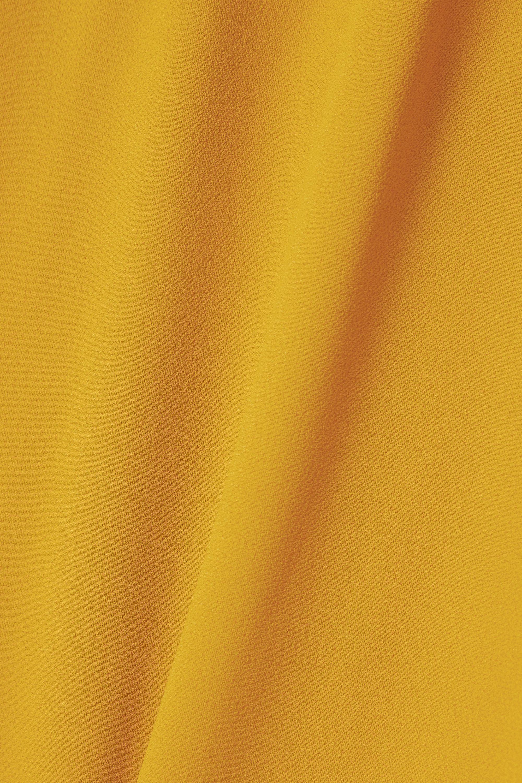 GAUCHERE Rei crepe halterneck maxi dress