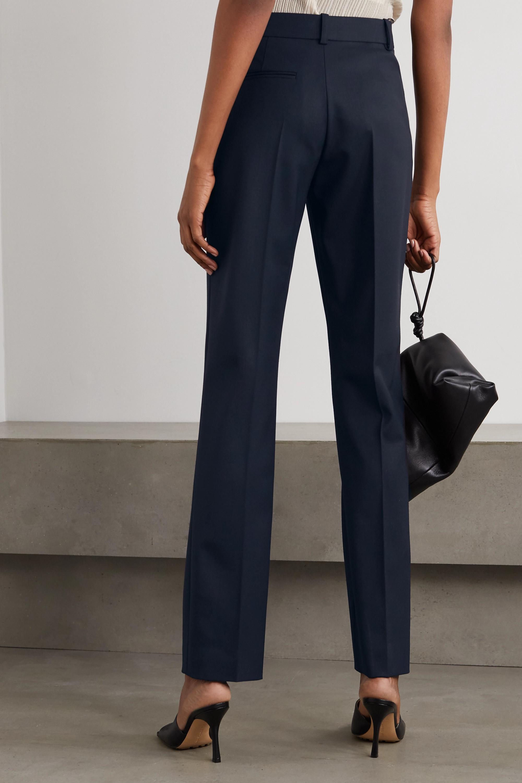 GAUCHERE Rubi wool-blend straight-leg pants