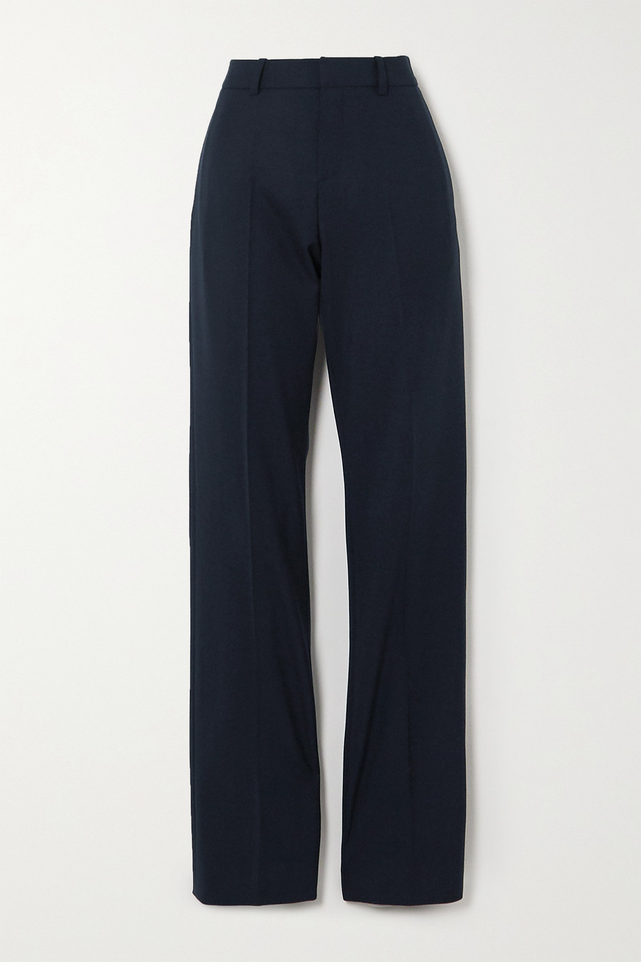 GAUCHERE Rubi wool-blend straight-leg pants