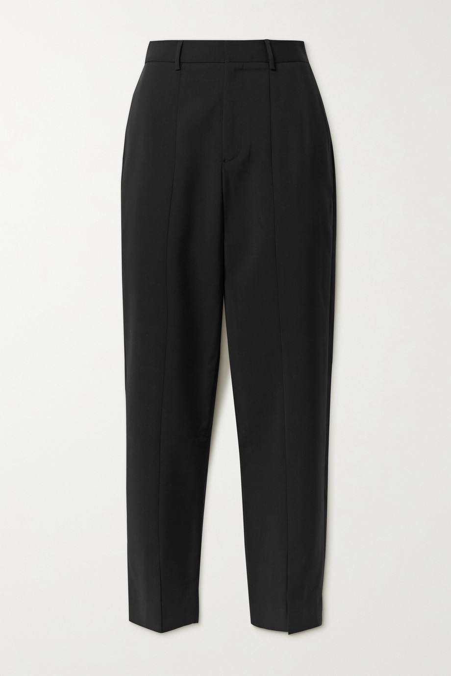 Deveaux Piper woven straight-leg pants
