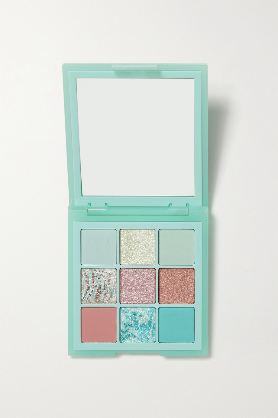 Huda Beauty Pastel Obsessions Eyeshadow Palette - Mint