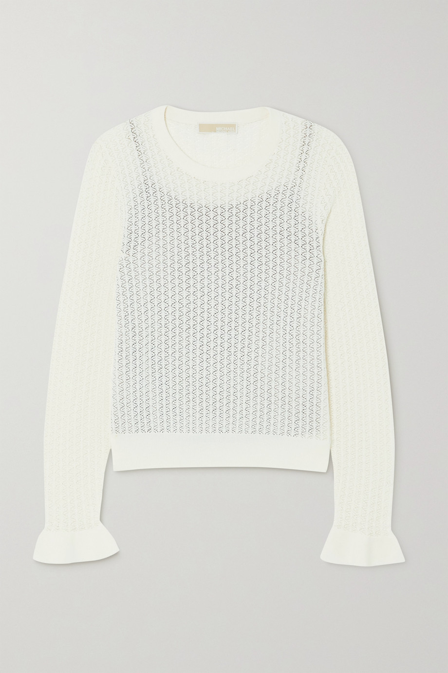 MICHAEL Michael Kors Crotchet-knit top