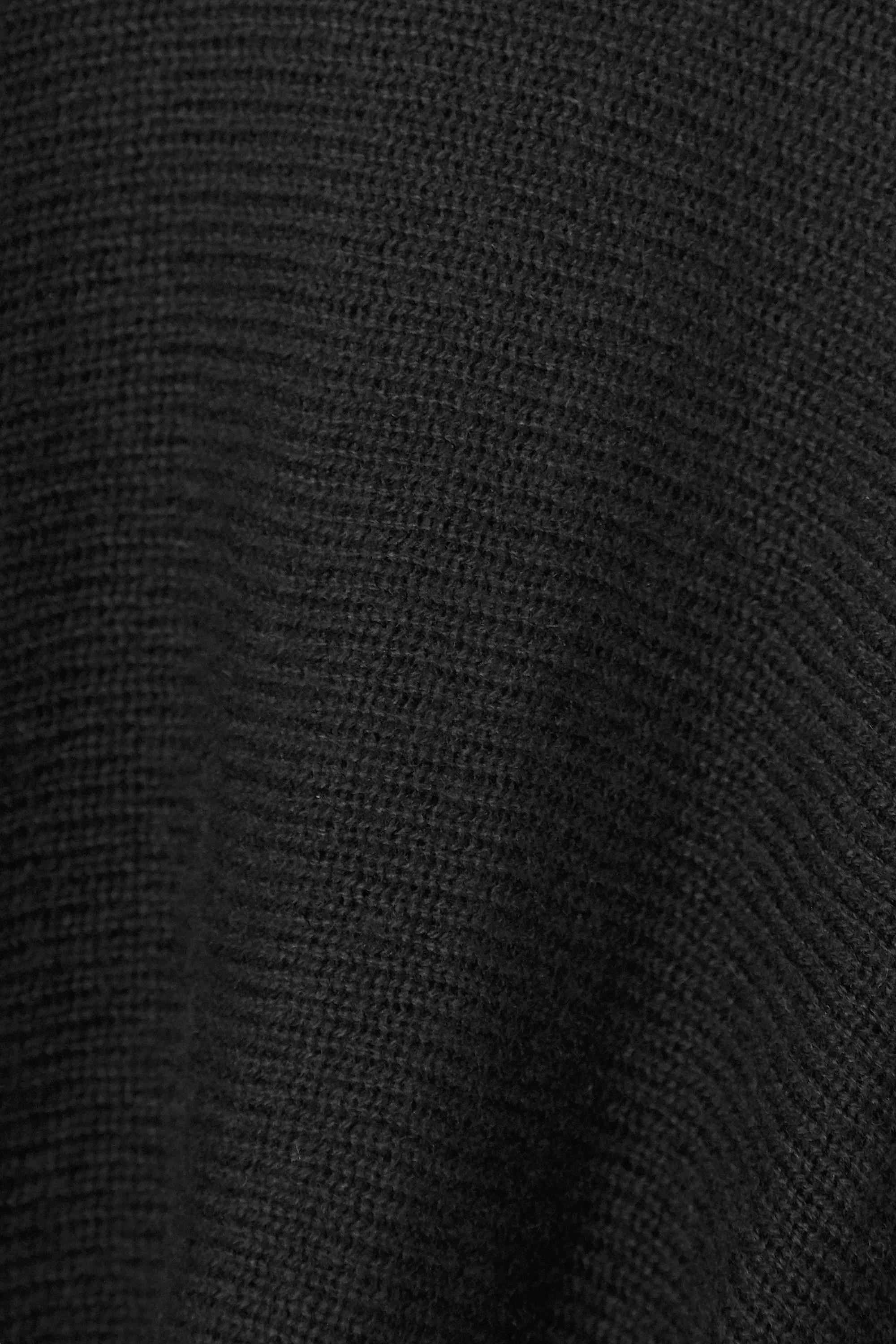 MICHAEL Michael Kors Poncho asymétrique à col roulé en mailles