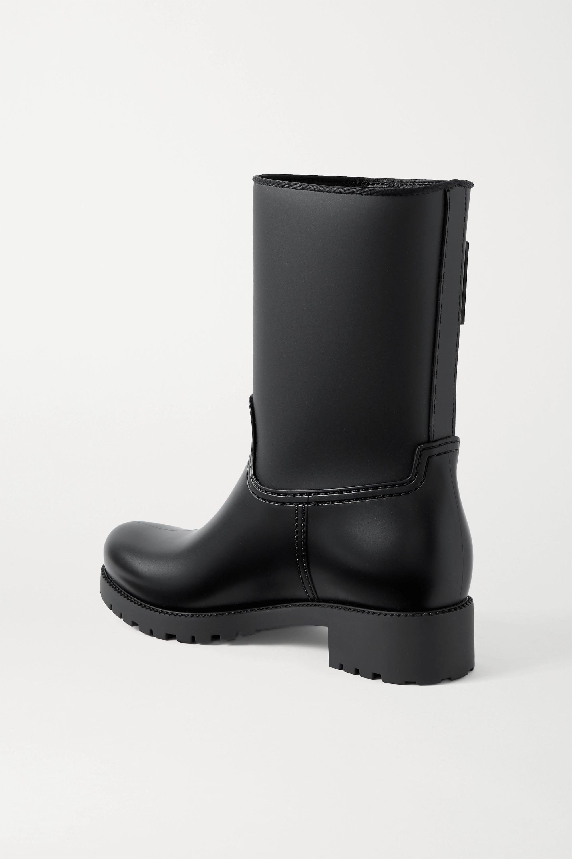 Roger Vivier Tempête Viv 水晶缀饰橡胶雨鞋