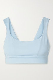 Live The Process Aura stretch-Supplex sports bra