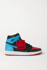 Nike Air Jordan 1 Retro High OG 'UNC to Chicago' leather high-top sneakers