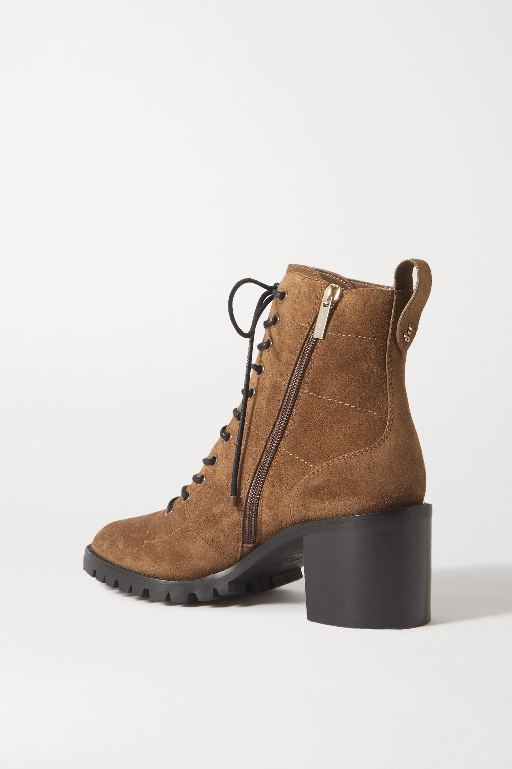 Jimmy Choo Cruz 65 suede boots