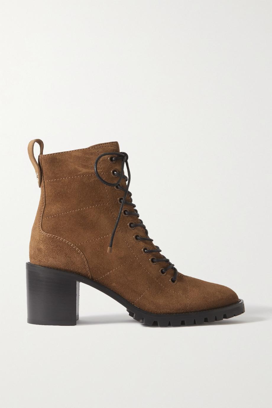 Jimmy Choo Cruz 65 suede boots