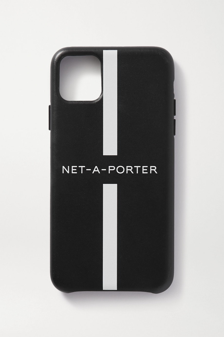 NET-A-PORTER + The Daily Edited printed leather iPhone 11 Pro Max case