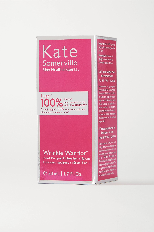 Kate Somerville Wrinkle Warrior 2-in-1 Plumping Moisturizer + Serum, 50ml