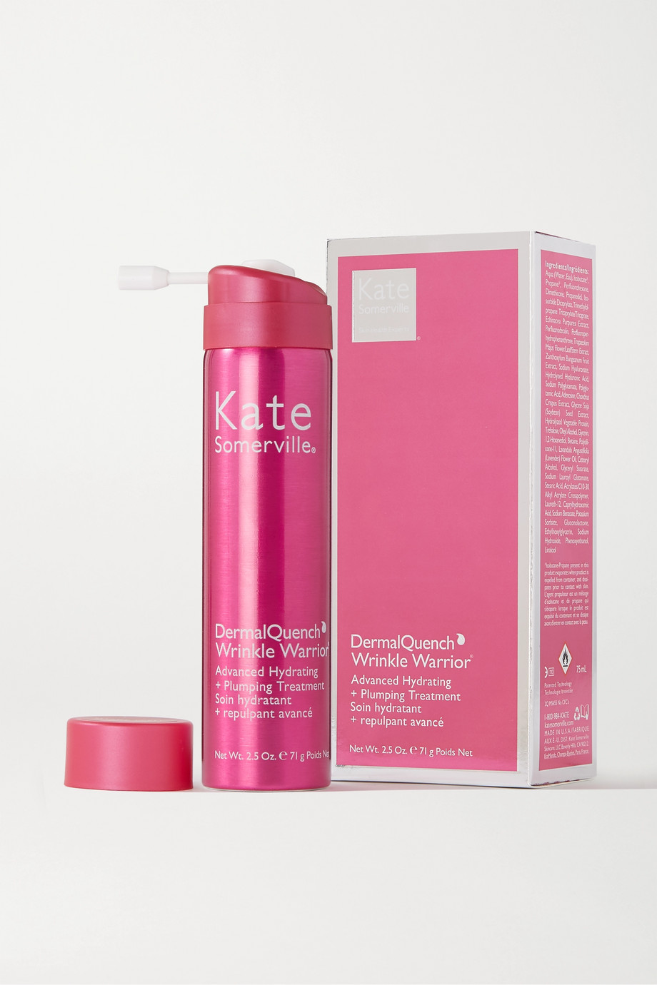 Kate Somerville DermalQuench Wrinkle Warrior Advanced Hydrating + Plumping Treatment, 71g