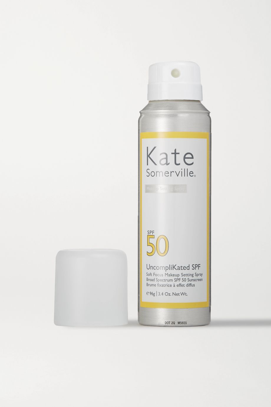 Kate Somerville UncompliKated Soft Focus Makeup Setting Spray SPF50, 96g