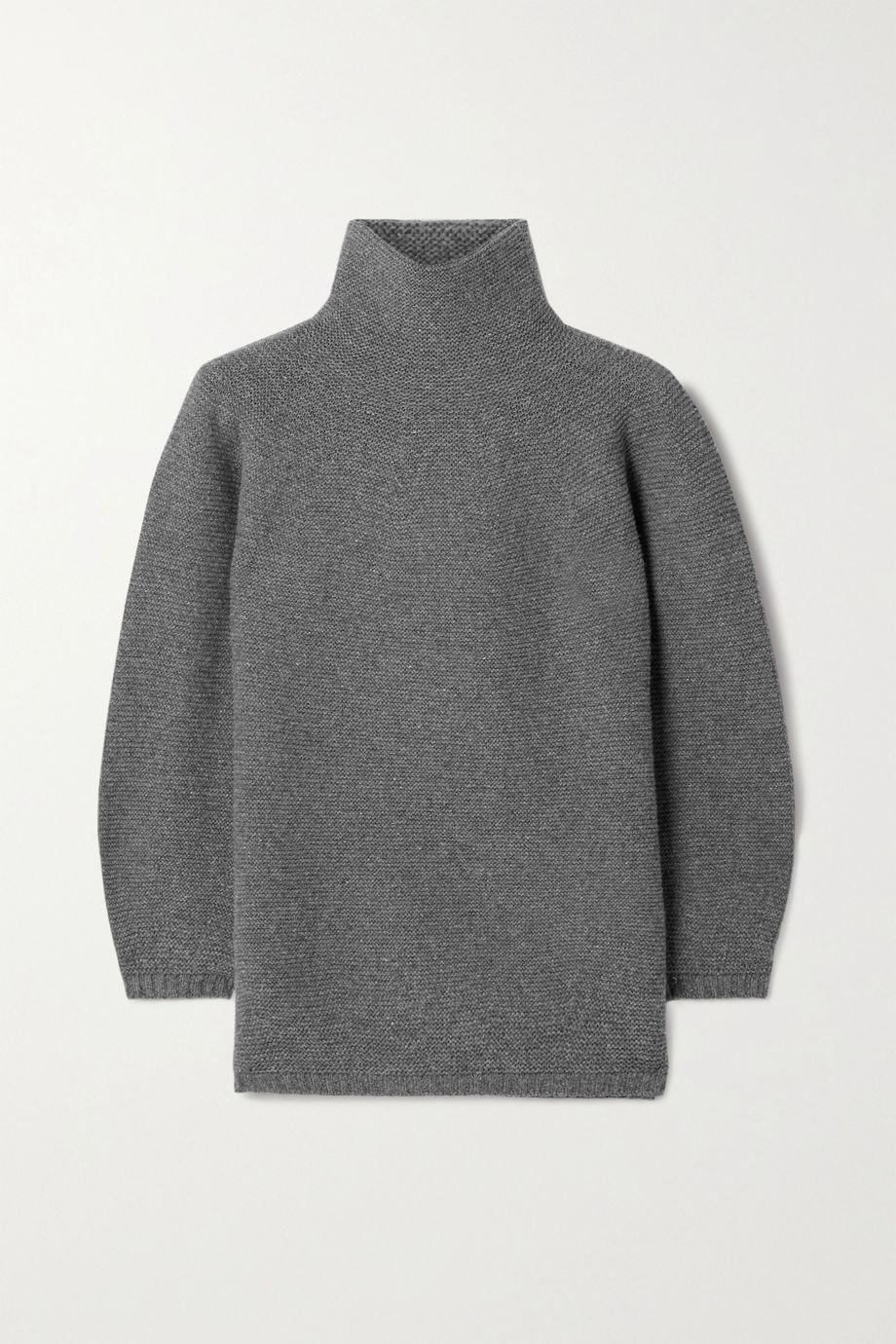 Max Mara Etrusco wool and cashmere-blend turtleneck sweater