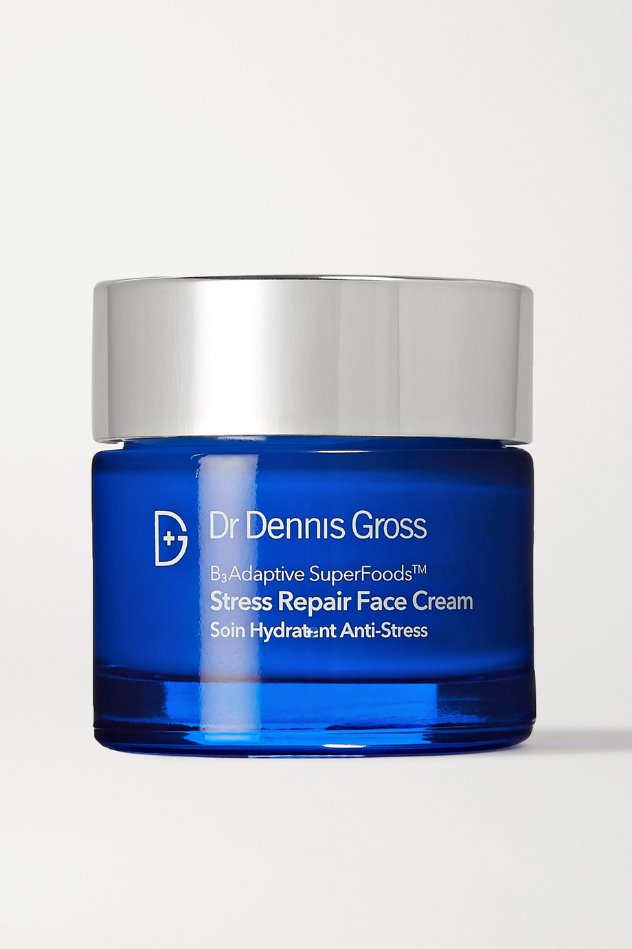 Dr. Dennis Gross Skincare B³Adaptive SuperFoods Stress Repair Face Cream, 60 ml – Gesichtscreme
