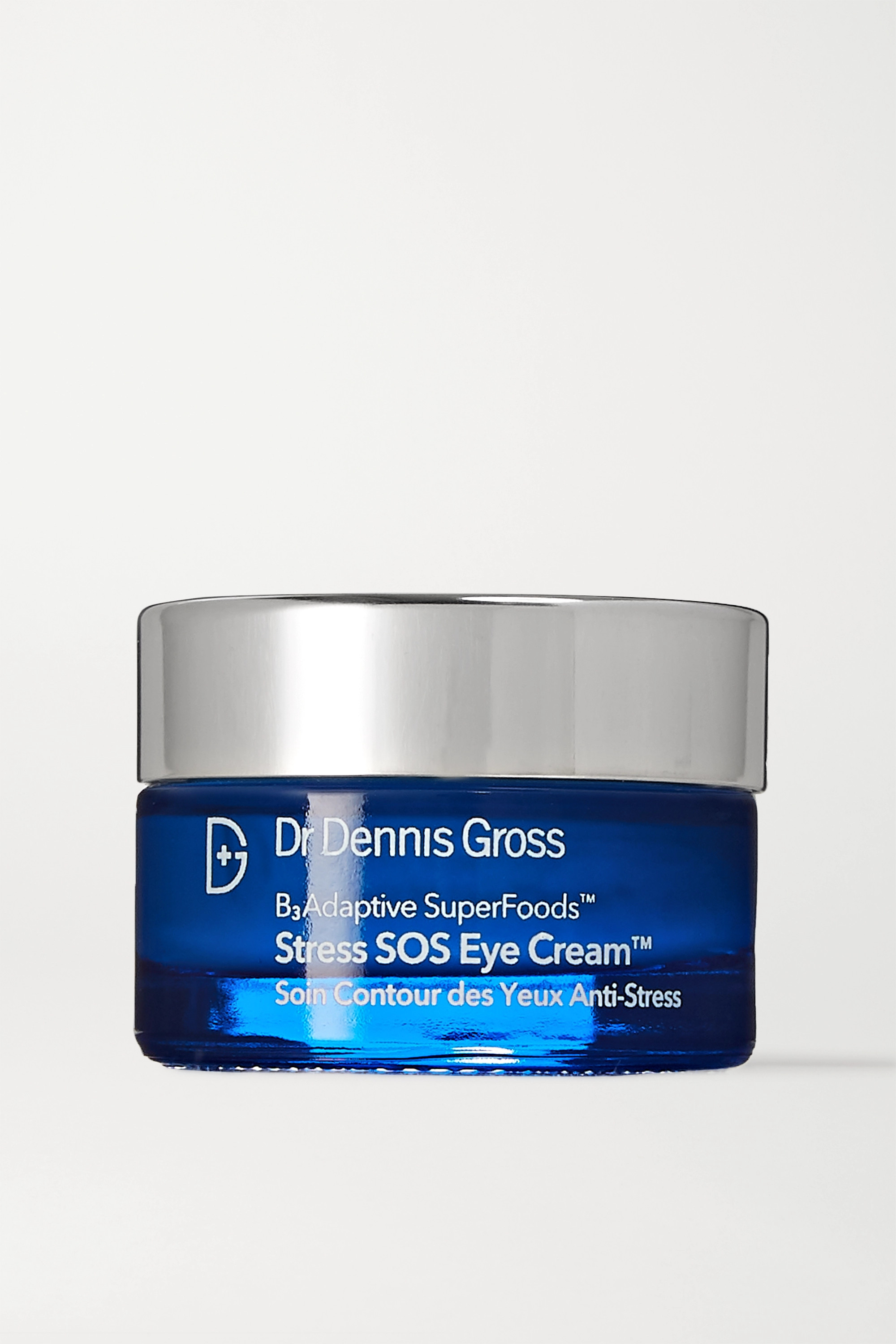 Dr. Dennis Gross Skincare B³Adaptive SuperFoods Stress SOS Eye Cream, 15ml