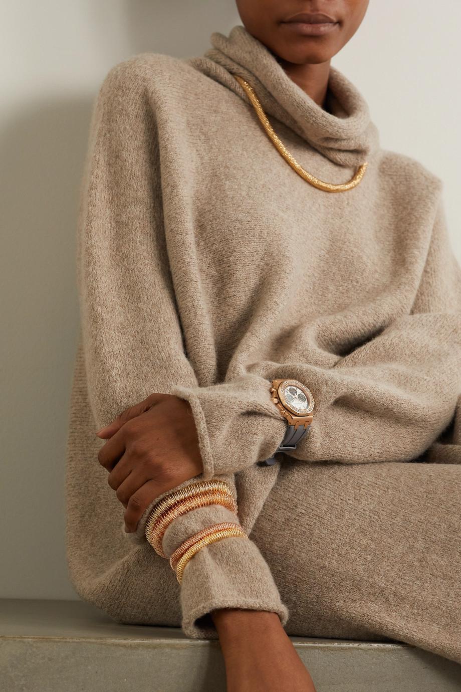 Carolina Bucci K.I.S.S. Small 18-karat gold bracelet