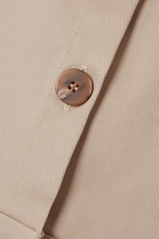 aaizél Verkürztes Hemd aus Twill aus einer Baumwollmischung